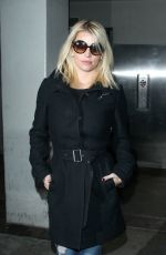 JESSICA SIMPSON at LAX Airport in Los Angeles 1611