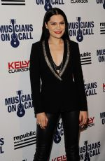 JESSIE J at Musicians on Call