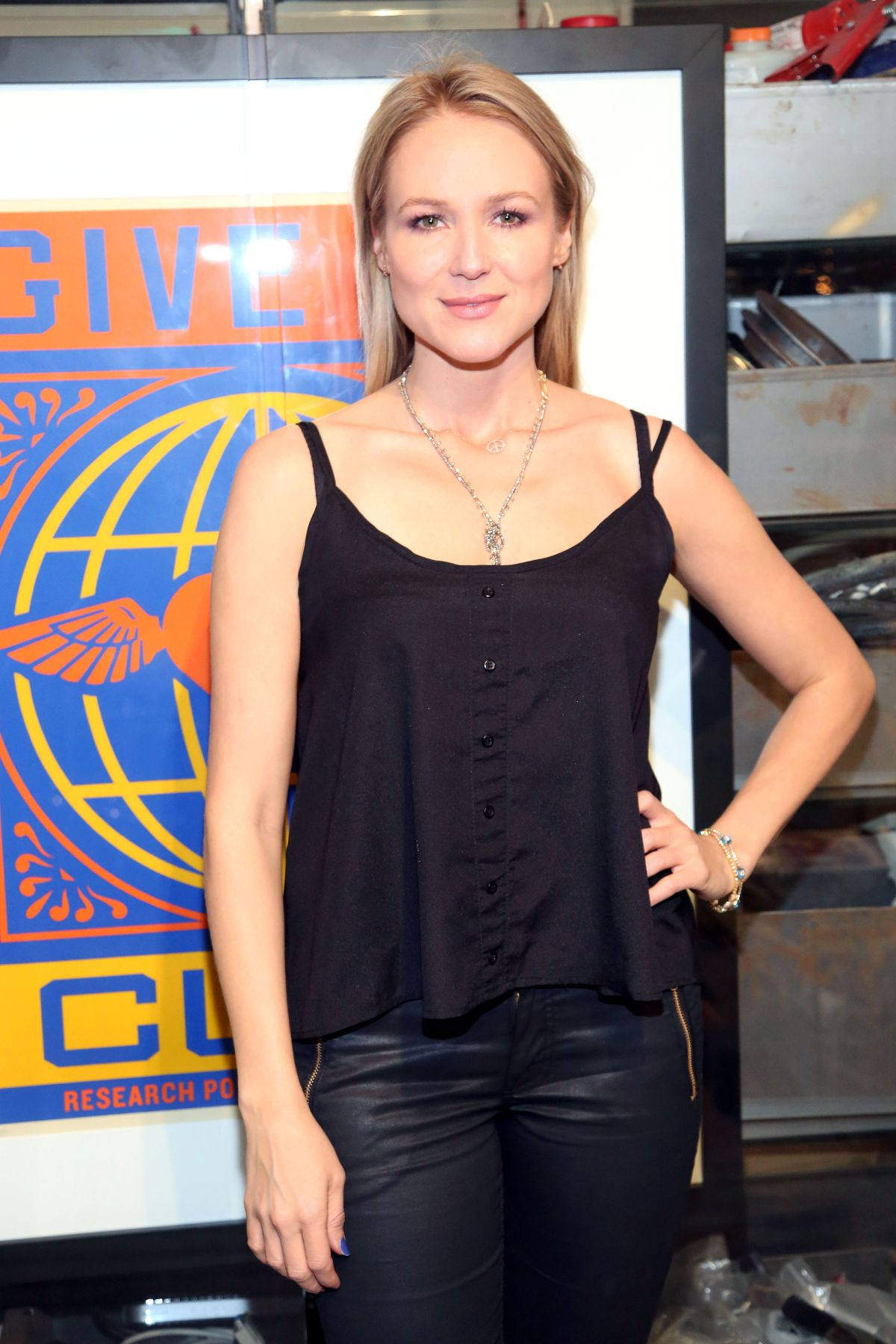 JEWEL at Give to Cure Founders in New York
