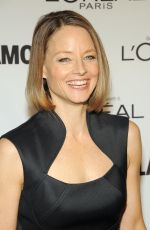 JODIE FOSTER at Glamour Women of the Year 2014 Awards in New York