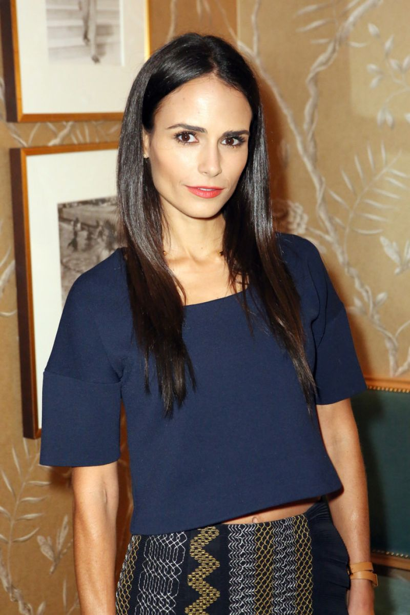 d90aa739bcb JORDANA BREWSTER at Vogue and Tory Burch Celebrate the Tory Burch Watch  Collection