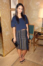 JORDANA BREWSTER at Vogue and Tory Burch Celebrate the Tory Burch Watch Collection