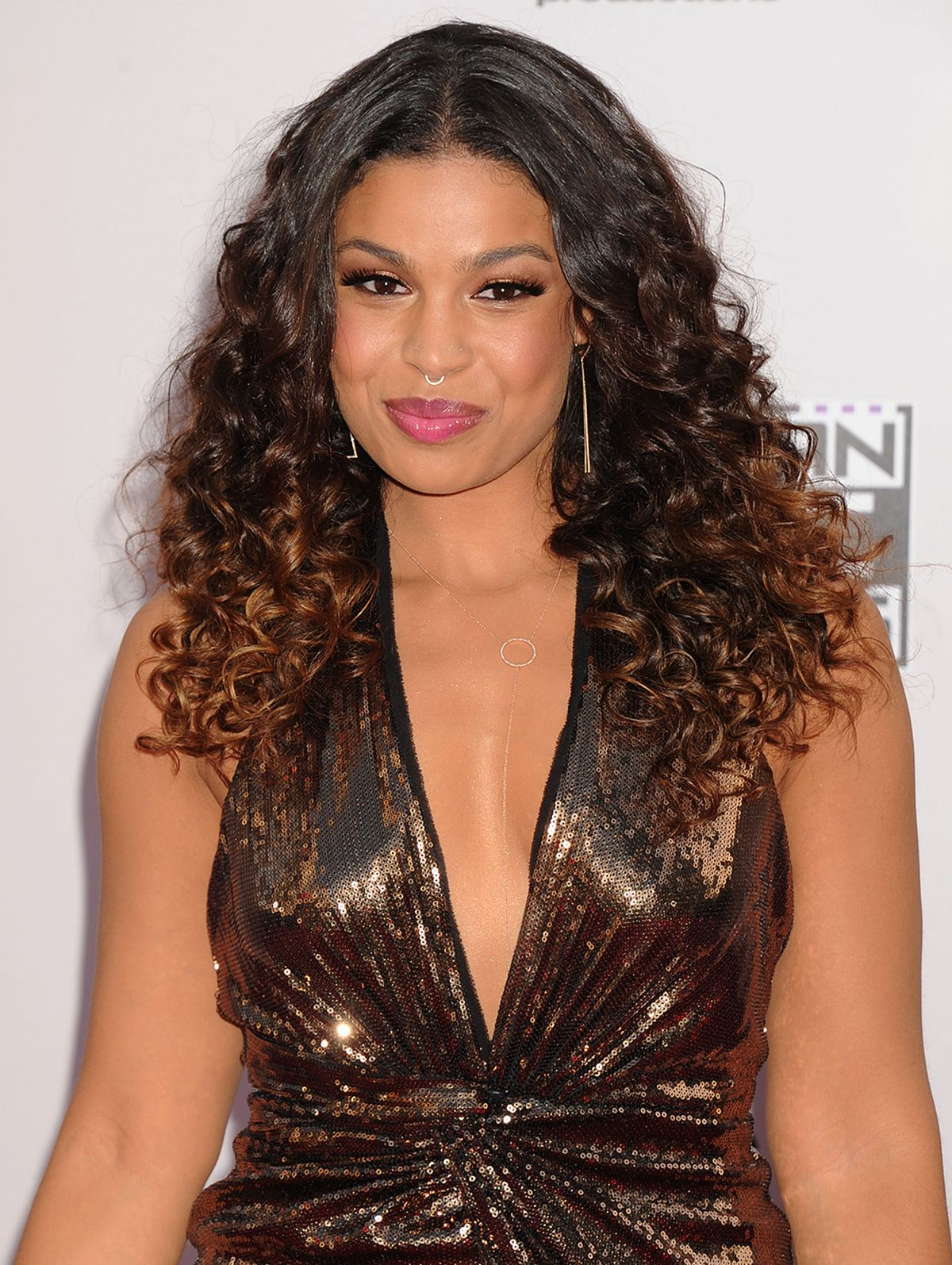 JORDIN SPARKS at 2014 American Music Awards in Los Angeles ...