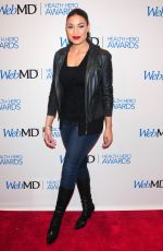 JORDIN SPARKS at Webmd 2014 Health Hero Awards in New York