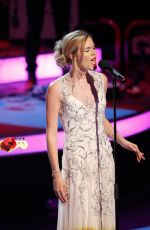 JOSS STONE Performs at Festival of Remembrance Matinee in London