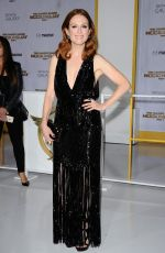 JULIANNE MOORE at The Hunger Games: Mockingjay – Part 1 Premiere in Los Angeles