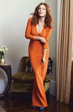 JULIANNE MOORE in More Magazine, November 2014 Issue