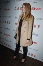 JULIE HENDERSON at Cake Screenng in New York
