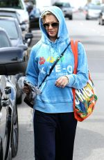 KALEY CUOCO Leaves Yoga Class in Los Angeles 0111