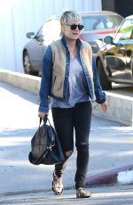 KALEY CUOCO Out and About in Los Angeles 2511