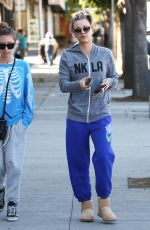 KALEY CUOCO Out and About in Sherman Oaks 0311