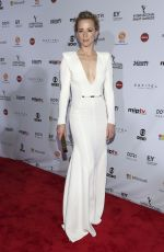 KARINE VANASSE at International Academy of Television Arts & Sciences Emmy Awards in New York