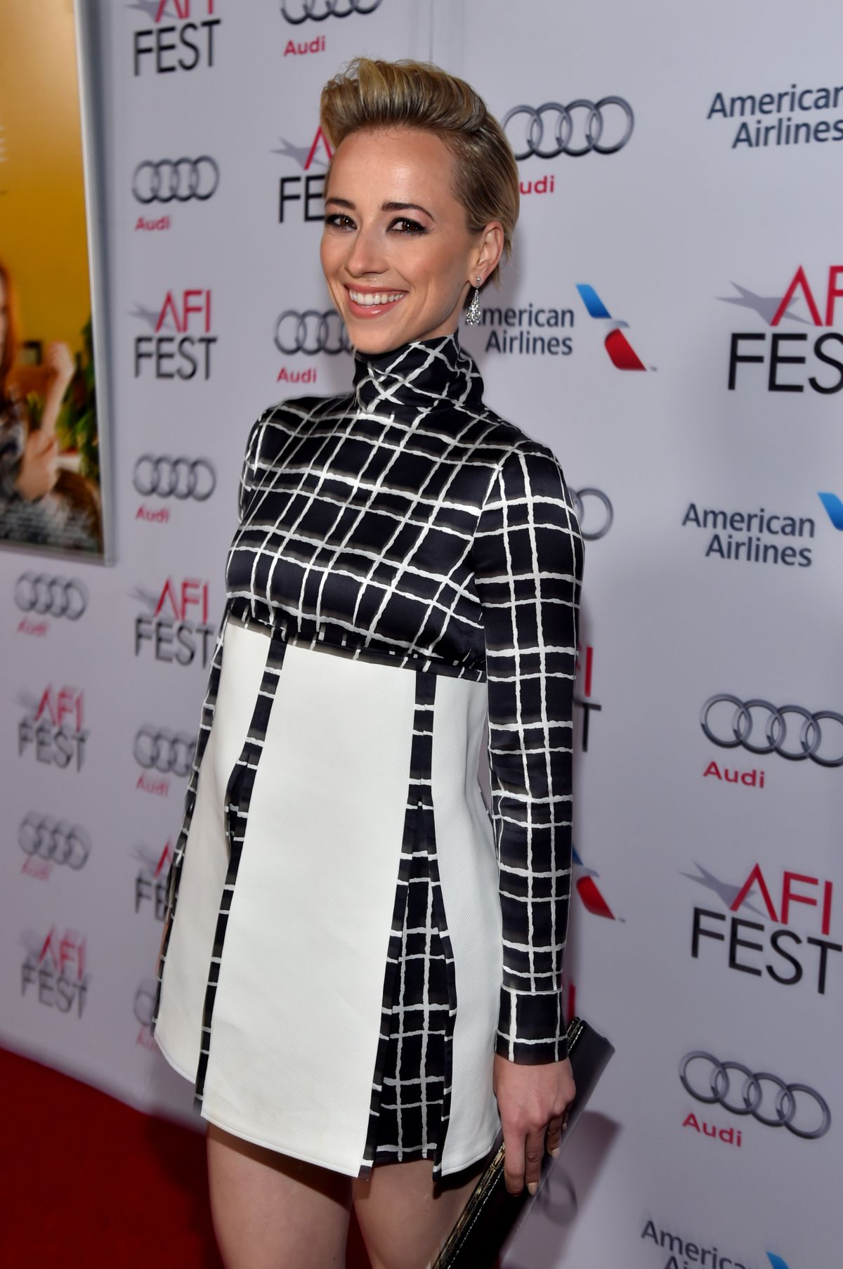 KARINE VANASSE at Mommy Screening at AFI Fest 2014 in Hollywood