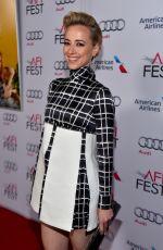 KARINE VANASSE at Mommy Screening at AFI Fest 2014 in Hollywood