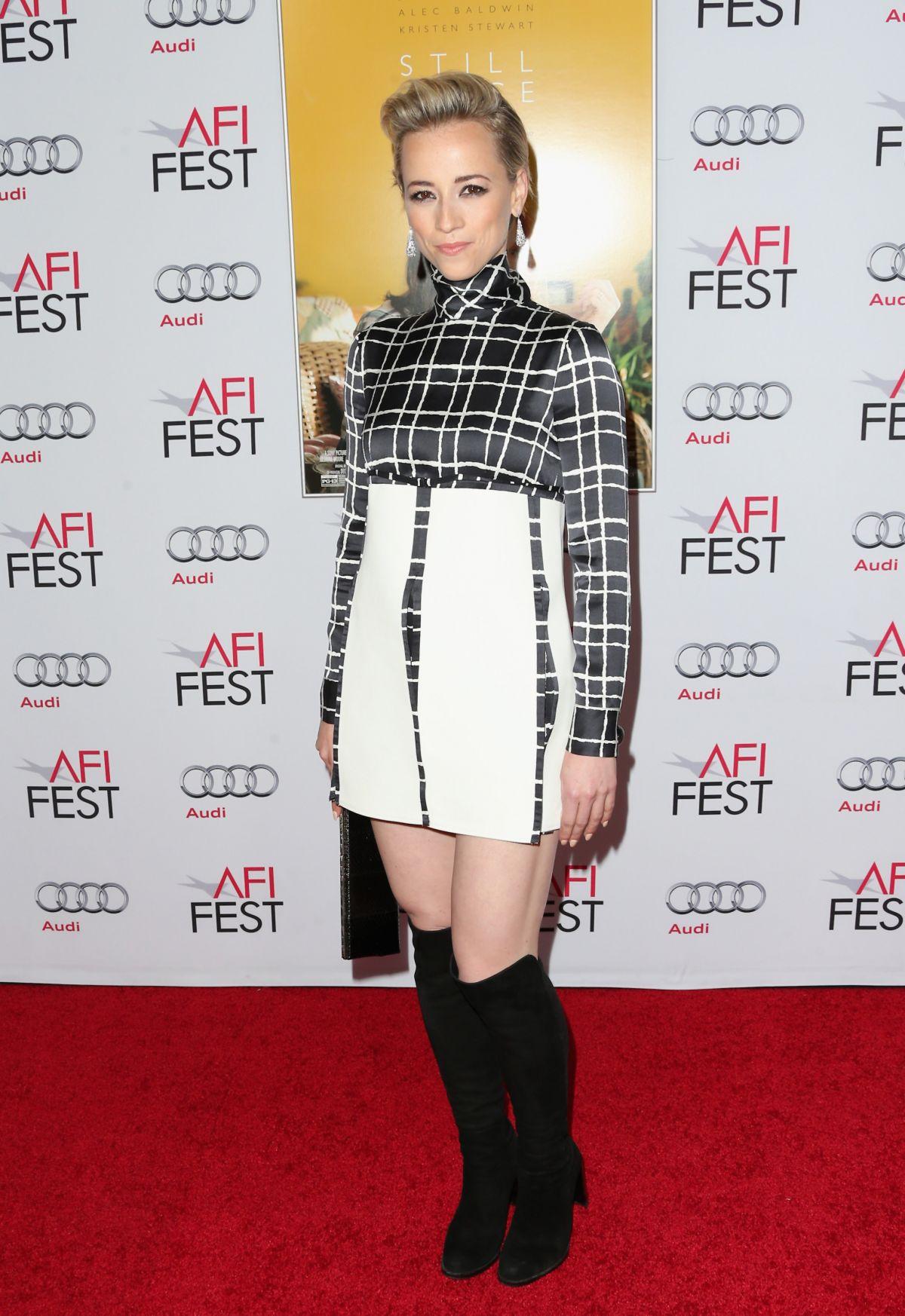 Karine Vanasse - Screening of Mommy at the AFI FEST 2014