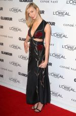 KARLIE KLOSS at Glamour Women of the Year 2014 Awards in New York