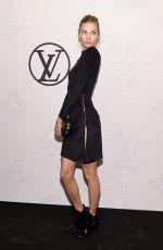KARLIE KLOSS at Louis Vuitton Monogram Celebration in New York