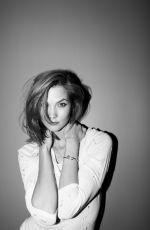 KARLIE KLOSS - The Coveteur Photoshoot