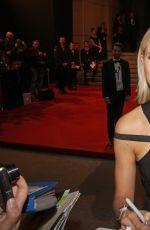 KAROLINA KURKOVA at GQ Men of the Year Award in Berlin