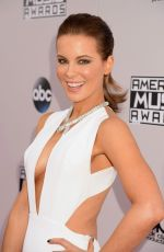 KATE BECKINSALE at 2014 American Music Awards in Los Angeles