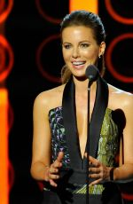 KATE BECKINSALE at Breakthrough Prize Awards in Mountain View