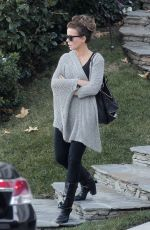 KATE BECKINSALE Out and About in Los Angeles 1911