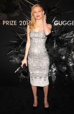 KATE BOSWORTH at 2014 Hugo Boss Prize in New York