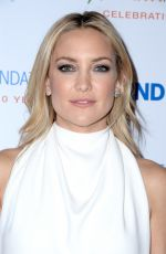 KATE HUDSON at Goldie Hawn's Inaugural Love in for Kids Benefit in Beverly Hilss