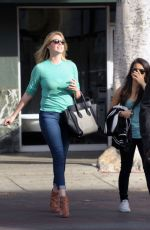 KATE UPTON in Jeans Out and About in Los Angeles 1711