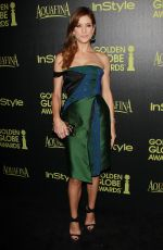 KATE WALSH at Hfpa abd Instyle Celebrate 2015 Golden Globe Award Season in Hollywood