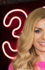 KATHERINE JENKINS at Launch of Her New Album in London