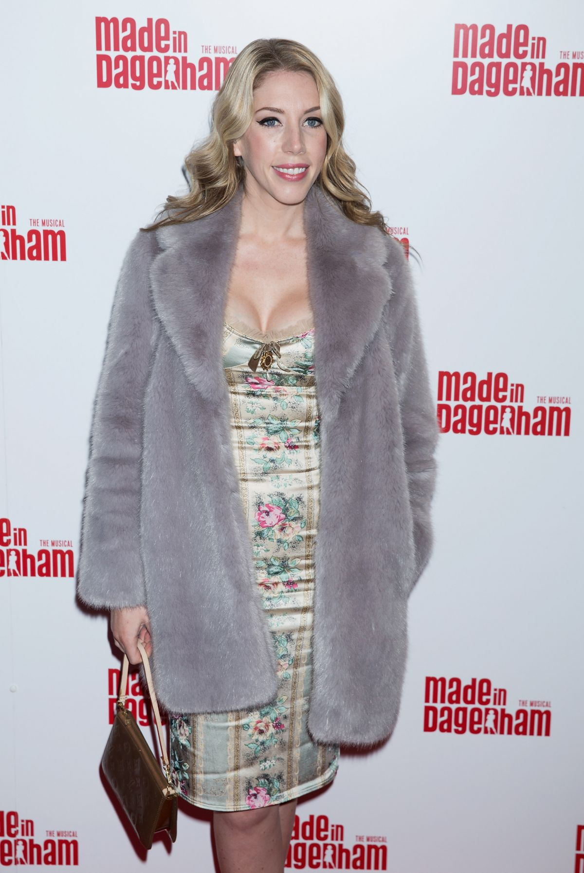 KATHERINE RYAN at Made in Dagengham Press Conference in London