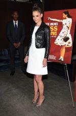 KATIE HOLMES at Miss Meadows Screening in New York