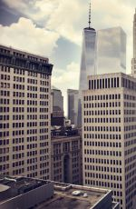 KATIE HOLMES - Randall Slavin Photoshoot for New York Moves