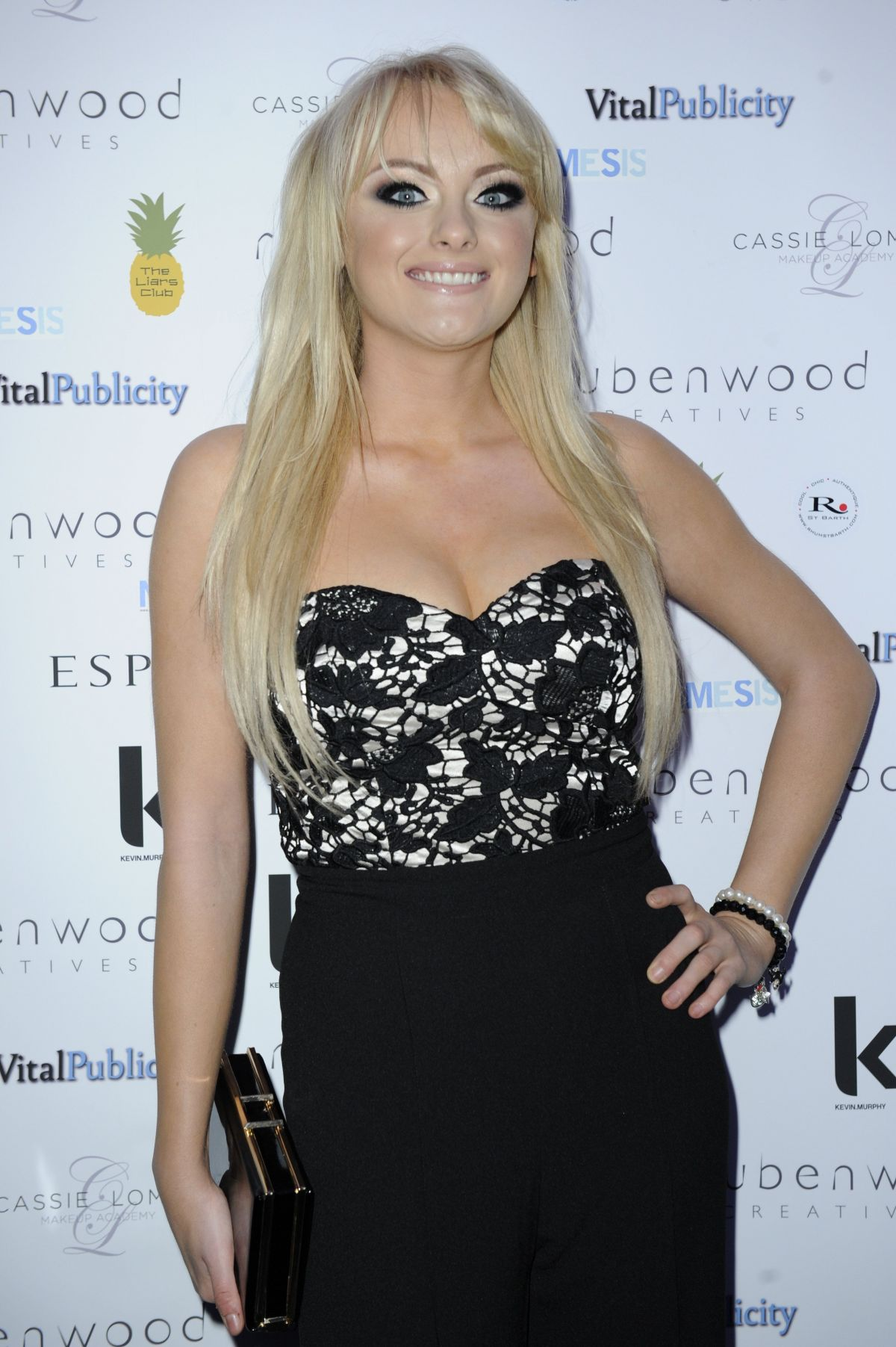 KATIE MCGLYNN at Reubenwood Event in Manchester