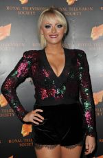 KATIE MCGLYNN at RTS Awards 2015 in Manchester