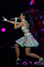 KATY PERRY Performs at Prismatic World Tour in Perth