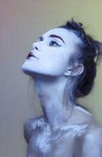 KEIRA KNIGHTLEY- The Observer Photoshoot by Nadav Kander