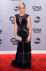 KELLIE PICKLER at 2014 CMA Awards in Nashville