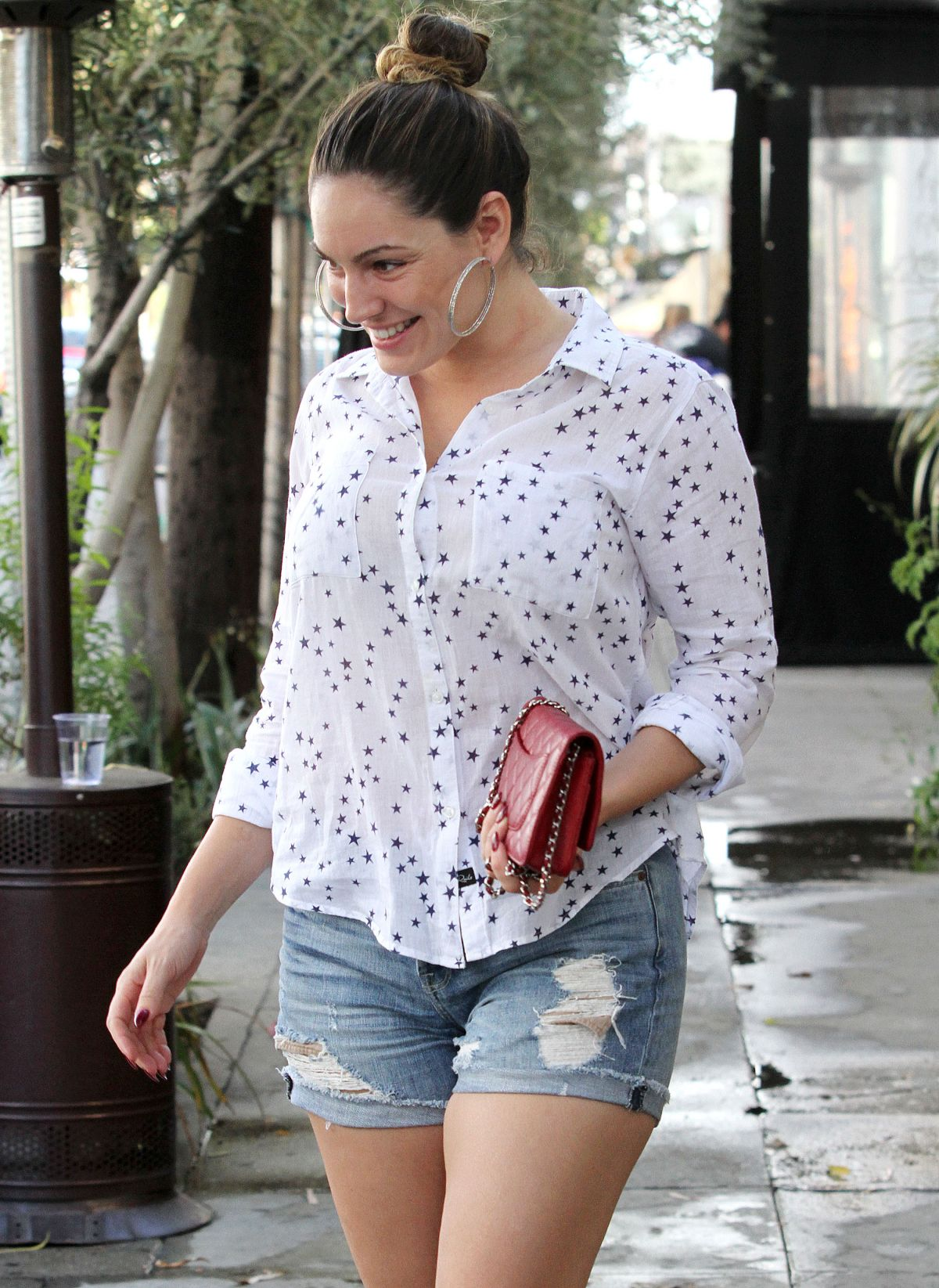 KELLY BROOK Heading to Lunch at Little Next Door in West Hollywood  sc 1 st  HawtCelebs & KELLY BROOK Heading to Lunch at Little Next Door in West Hollywood ...