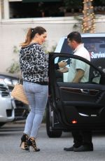 KELLY BROOK in Tight Jeans Out and About in Los Angeles 1011