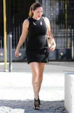 KELLY BROOK Out and About in Los Angeles 0811