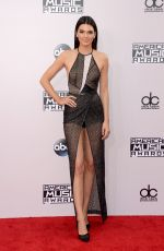 KENDALL JENNER at 2014 American Music Awards in Los Angeles