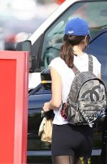 KENDALL JENNER Out and About in Los Angeles 1811