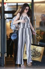 KENDALL JENNER Out Shopping in Beverly Hills 2111