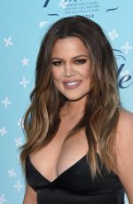 KHLOE KARDASHIAN at Hpnotiq Sparkle Launch in Beverly Hills