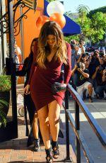 KHLOE KARDASHIAN Leaves La Bel Bambini in Beverly Hills
