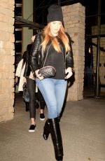 KHLOE KARDASHIAN Out and About in Topanga