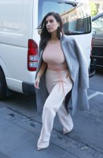 KIM KARDASHIAN Out and About in Melbourne