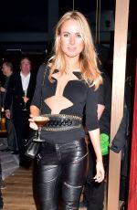 KIMBERLEY GARNER at Ballymore Launch Party in London